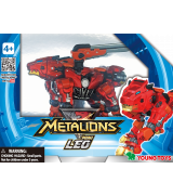 YOUNG TOYS METALIONS Mini Leo