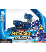 YOUNG TOYS METALIONS Mini Scorpio