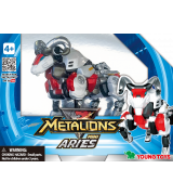 YOUNG TOYS METALIONS Mini Aries