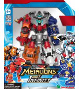 YOUNG TOYS METALIONS Mini Infinity