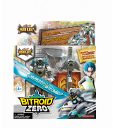 YOUNG TOYS MONKART Robot-Transformer Bitroid Zero