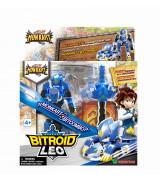 YOUNG TOYS MONKART Robot-Transformer Bitroid Leo