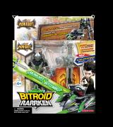 YOUNG TOYS MONKART Robot-Transformer Bitroid Rarrken