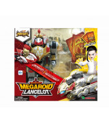 YOUNG TOYS MONKART Robot-Transformer Megaroid Lancelot