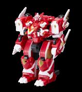 YOUNG TOYS MONKART Robot-Transformer Gigaroid Draburst