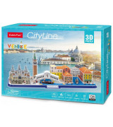 CUBICFUN 3D pusle Veneetsia