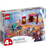 LEGO DISNEY FROZEN Elsa teekond vankris 41166