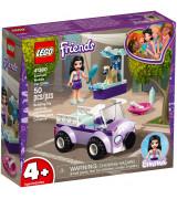 LEGO FRIENDS Emma liikuv loomakliinik 41360