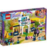 LEGO FRIENDS Stephanie ratsutamisareen 41367