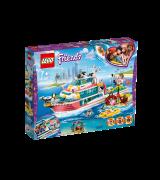 LEGO FRIENDS Päästemissiooni Paat 41381