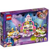 LEGO FRIENDS Küpsetamisvõistlus 41393