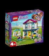 LEGO FRIENDS 4+ Stephanie maja 41398