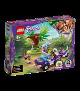 LEGO FRIENDS Elevandibeebi džunglist päästmine 41421
