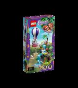 LEGO FRIENDS Tiigri kuumaõhupalliga džunglist päästmine 41423