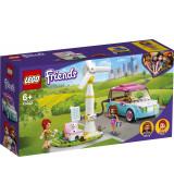 LEGO FRIENDS Olivia elektriauto 41443