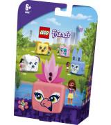 LEGO FRIENDS Olivia flamingokuubik 41662