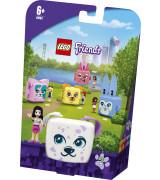 LEGO FRIENDS Emma dalmaatslasekuubik 41663