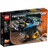 LEGO TECHNIC Juhtpuldiga trikiauto 42095