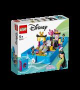 LEGO DISNEY Princess Mulani juturaamatu seiklused 43174