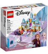 LEGO DISNEY Anna ja Elsa juturaamatu seiklused 43175