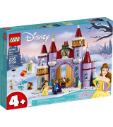 LEGO DISNEY PRINCESS Talvepidustused Bella lossis 43180