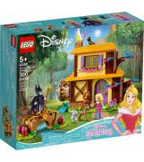 LEGO DISNEY PRINCESS Aurora metsamajake 43188