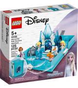 LEGO DISNEY PRINCESS Elsa ja Nokki juturaamatu seiklused 43189