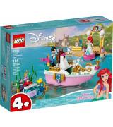 LEGO DISNEY PRINCESS Arieli pidustuste laev 43191