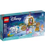 LEGO DISNEY PRINCESS Tuhkatriinu kuninglik tõld 43192