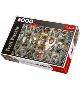 TREFL Pusle 6000 Sistine Chapel