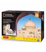 CubicFun 3D pusle National Geographic Taj Mahal