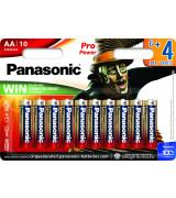 """PANASONIC patareid """"AA"""" 6 tk pakis + 4 tk TASUTA"""