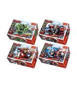 TREFL Mini 54 pusle Avengers