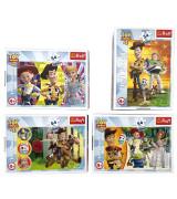 TREFL Minipusle 54 Toy Story 4