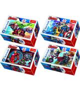 TREFL Mini Pusle 54 Avengers