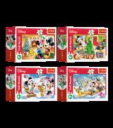 TREFL Minipusle 54 Miki-Hiir Jõulud