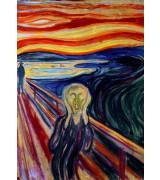 PIATNIK Pusle 1000 Munch