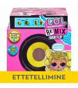 ETTETELLIMUS! MGA L.O.L. Surprise Remix nukk