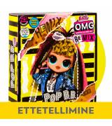 ETTETELLIMUS! MGA L.O.L. Surprise OMG Remix nukk, 23см