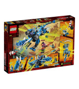 LEGO NINJAGO Jay küberdraakon 71711