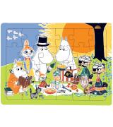 BARBO Puidust Muumi pusle - piknik