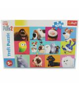 TREFL Pusle 100 Pets 2