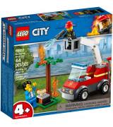 LEGO CITY Grilli läbipõletamine 60212