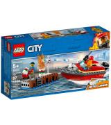 LEGO CITY Kaiäärne tulekahju