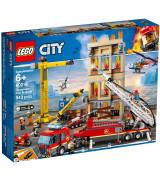 LEGO CITY Tuletõrjebrigaad 60216