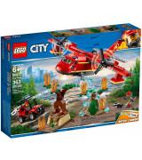 LEGO CITY Tuletõrjelennuk 60217