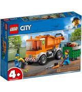 LEGO CITY Prügiveoauto 60220
