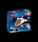LEGO CITY Satelliidi Hooldusmissioon 60224