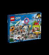 LEGO CITY Sõõrikupoe Avamine 60233