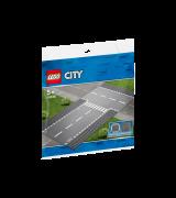 LEGO CITY Sirge ja kolme tee ristmik 60236